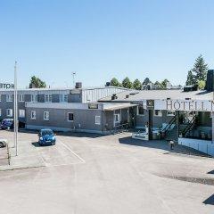 Отель Hotell Nova Швеция, Карлстад - отзывы, цены и фото номеров - забронировать отель Hotell Nova онлайн парковка