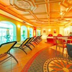 Отель Wellnesshotel Glanzhof Марленго помещение для мероприятий фото 2