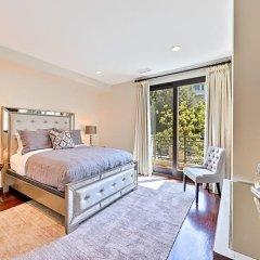 Отель Villa Gracie США, Лос-Анджелес - отзывы, цены и фото номеров - забронировать отель Villa Gracie онлайн комната для гостей фото 3