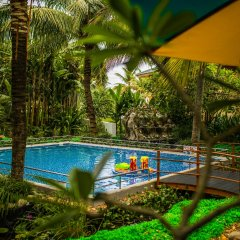 Отель Sunrise Premium Resort Hoi An бассейн