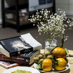 The Chi Novel Hostel питание фото 3