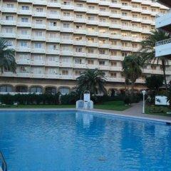 Отель Apartamentos Bajondillo бассейн фото 3