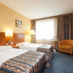 Отель Scandic Wroclaw 4* Стандартный номер с различными типами кроватей фото 6