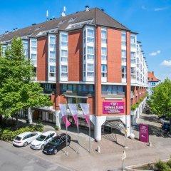 Отель Crowne Plaza Hannover парковка