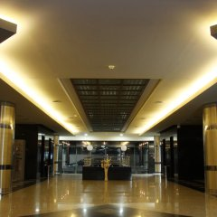 Hotel Lilia интерьер отеля