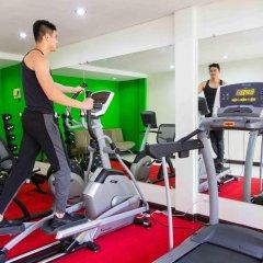 Отель Baan Karon Resort фитнесс-зал