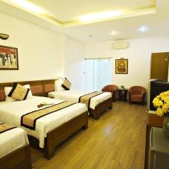 Hanoi Little Center Hotel комната для гостей фото 2