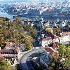 Отель Hoffmeister&Spa Прага городской автобус