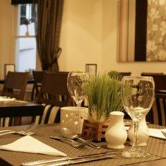 London Lodge Hotel питание