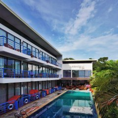 Отель Miracle House бассейн фото 2