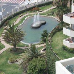 Отель Apartamentos Benal Beach балкон