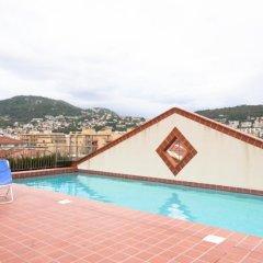 Отель Aparthotel Adagio access Nice Acropolis бассейн фото 3