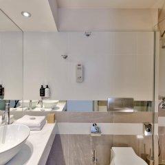 Отель Athens Tiare Hotel Греция, Афины - 1 отзыв об отеле, цены и фото номеров - забронировать отель Athens Tiare Hotel онлайн ванная