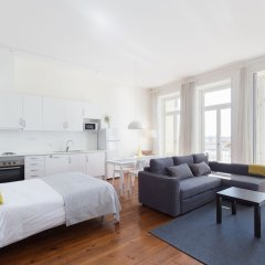 Отель Oporto City Flats - Ayres Gouvea House фото 32