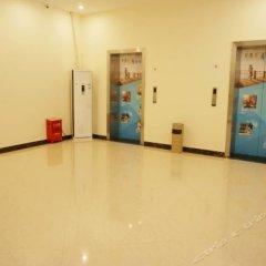 Отель 7 Days Inn (Chongqing Tongliang Xuefu Avenue) фитнесс-зал
