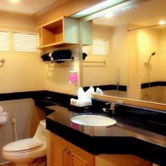 Отель Horizon Patong Beach Resort & Spa Таиланд, Пхукет - 7 отзывов об отеле, цены и фото номеров - забронировать отель Horizon Patong Beach Resort & Spa онлайн ванная