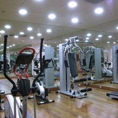 Отель Nuevo Madrid Мадрид спортивное сооружение