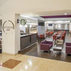Отель Real Inn Expo Гвадалахара питание