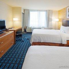 Отель Fairfield Inn by Marriott JFK Airport США, Нью-Йорк - отзывы, цены и фото номеров - забронировать отель Fairfield Inn by Marriott JFK Airport онлайн удобства в номере фото 2
