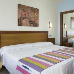 Medplaya Hotel Pez Espada сейф в номере