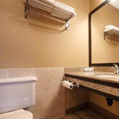 Отель Best Western Maple Ridge Hotel Канада, Мэйпл-Ридж - отзывы, цены и фото номеров - забронировать отель Best Western Maple Ridge Hotel онлайн ванная