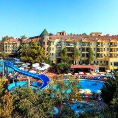 Dosi Hotel Турция, Сиде - отзывы, цены и фото номеров - забронировать отель Dosi Hotel - All Inclusive онлайн бассейн фото 2