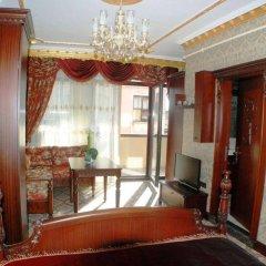 Апартаменты The First Ottoman Apartments комната для гостей