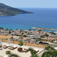 Mediteran Hotel Турция, Калкан - отзывы, цены и фото номеров - забронировать отель Mediteran Hotel онлайн пляж