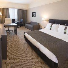 Отель Holiday Inn Rome- Eur Parco Dei Medici Рим сейф в номере