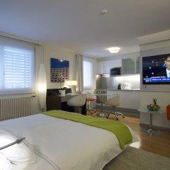 Отель Design Hotel F6 Швейцария, Женева - отзывы, цены и фото номеров - забронировать отель Design Hotel F6 онлайн комната для гостей фото 2