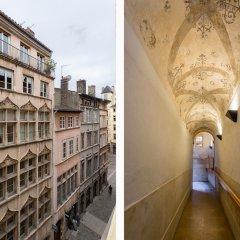 Отель Host Inn Coeur Vieux Lyon & SPA балкон