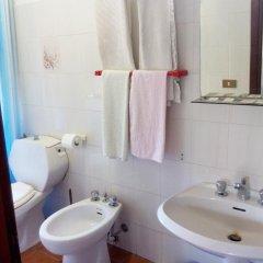 Hotel Eliseo Джардини Наксос ванная