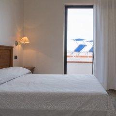 Отель Residence Arcobaleno Италия, Пальми - отзывы, цены и фото номеров - забронировать отель Residence Arcobaleno онлайн комната для гостей фото 2