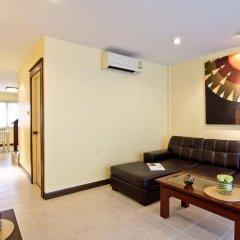 Отель Golden Sea Pattaya Hotel Таиланд, Паттайя - 10 отзывов об отеле, цены и фото номеров - забронировать отель Golden Sea Pattaya Hotel онлайн комната для гостей фото 5