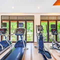 Отель Duangjitt Resort, Phuket Таиланд, Пхукет - 2 отзыва об отеле, цены и фото номеров - забронировать отель Duangjitt Resort, Phuket онлайн фитнесс-зал фото 2