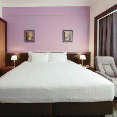 Village Hotel Bugis 4* Люкс с различными типами кроватей фото 6