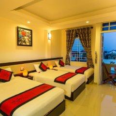 Отель Moon's Homestay комната для гостей
