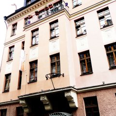 Hotel Jizera Karlovy Vary вид на фасад фото 2