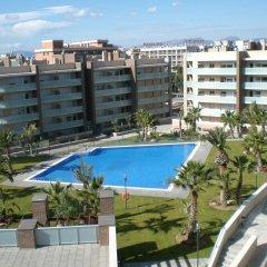 Отель Ibersol Spa Aqquaria балкон