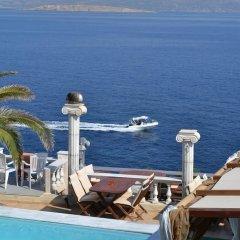 Отель Mistral Греция, Эгина - отзывы, цены и фото номеров - забронировать отель Mistral онлайн пляж