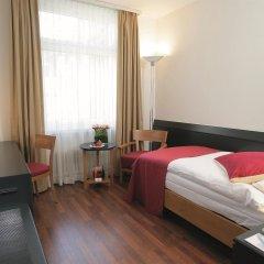 Отель Sorell Hotel Seidenhof Швейцария, Цюрих - 1 отзыв об отеле, цены и фото номеров - забронировать отель Sorell Hotel Seidenhof онлайн комната для гостей фото 5