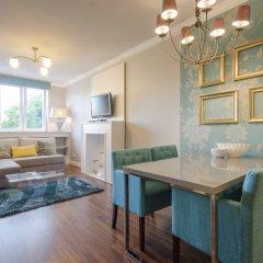 Апартаменты Dom & House - Apartment Turquoise Sopot комната для гостей фото 5