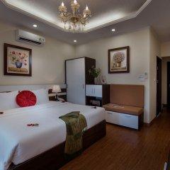 Hanoi Lavender Hotel комната для гостей фото 4