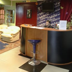 Хостел Ливадия на Заневском интерьер отеля