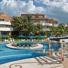 Отель Sunset Fishermen Beach Resort Плая-дель-Кармен