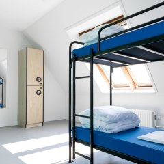 Отель Via Amsterdam Нидерланды, Димен - отзывы, цены и фото номеров - забронировать отель Via Amsterdam онлайн комната для гостей