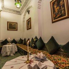 Отель Dar Al Andalous Марокко, Фес - отзывы, цены и фото номеров - забронировать отель Dar Al Andalous онлайн помещение для мероприятий фото 2