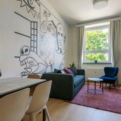 Отель Avantgarde apartments Чехия, Пльзень - отзывы, цены и фото номеров - забронировать отель Avantgarde apartments онлайн фото 19