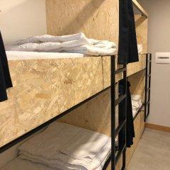 Отель Bcool Santander - Hostel Испания, Сантандер - 1 отзыв об отеле, цены и фото номеров - забронировать отель Bcool Santander - Hostel онлайн сейф в номере