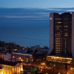 Гостиница Хаятт Ридженси Сочи (Hyatt Regency Sochi) пляж